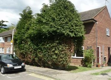 Thumbnail 2 bed maisonette for sale in Chestnut Close, Harlington, West Drayton