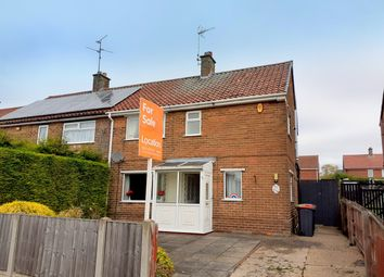 Thumbnail 3 bed semi-detached house for sale in Cowpes Close, Sutton-In-Ashfield