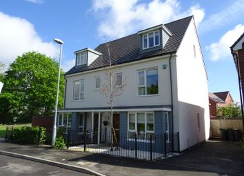 Thumbnail 4 bed semi-detached house for sale in Hemlock Road, Ravenstone, Leicestershire
