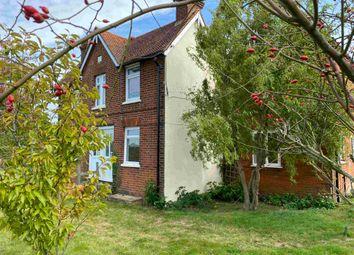 Thumbnail 3 bedroom detached house to rent in Dungate Cottages, Kingsdown, Sittingbourne, Kent