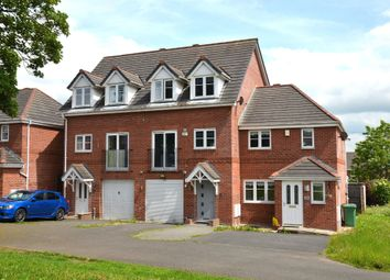 Thumbnail 3 bedroom terraced house for sale in Swallow Court, Heysham, Morecambe