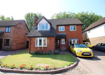 Thumbnail 4 bedroom detached house for sale in Northfields, Grays