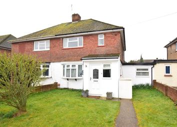 Thumbnail 2 bed semi-detached house for sale in Scratton Fields, Sole Street, Kent