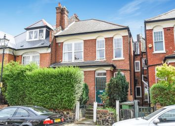 Thumbnail 2 bed flat for sale in Earlsthorpe Road, London