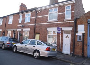 Thumbnail 3 bed terraced house for sale in Lancaster Street, Leicester