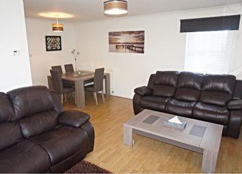 Thumbnail 2 bed flat for sale in 89 Kirkfield Gardens, Renfrew