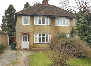 Thumbnail 4 bed semi-detached house to rent in Oxford Road, Oxford