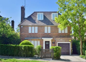 Thumbnail 5 bed detached house to rent in Holne Chase, Hampstead Garden Suburb