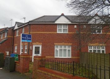 Thumbnail 3 bed semi-detached house for sale in Woodhouse Lane, Wythenshawe, Manchester