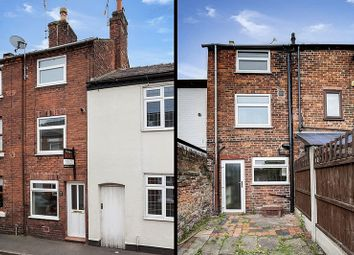 Thumbnail 3 bed terraced house to rent in Heywood Street, Congleton