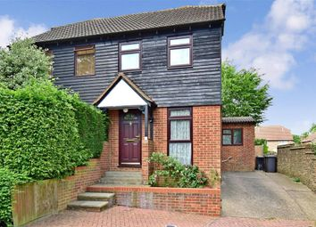 Thumbnail 2 bed semi-detached house for sale in Sheraton Court, Walderslade, Chatham, Kent