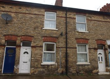 Thumbnail 2 bedroom terraced house to rent in Horner Street, York