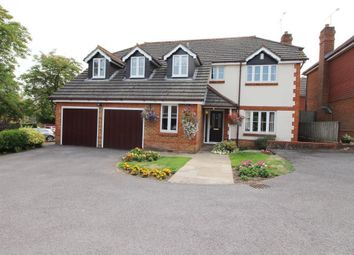 Thumbnail 4 bed detached house for sale in Belleisle, Purley On Thames, Reading