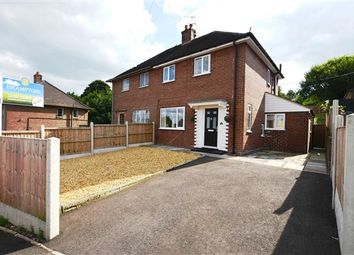 Thumbnail 2 bed semi-detached house for sale in Cheddar Drive, Silverdale, Newcastle