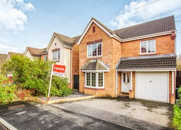 Thumbnail 3 bed detached house for sale in Applin Green, Emersons Green, Bristol