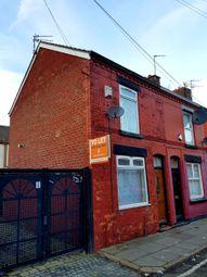 Thumbnail 2 bedroom terraced house to rent in Herrick Street, Liverpool