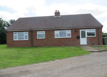 Thumbnail 3 bed bungalow to rent in Bridge Street, Wressle