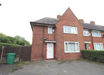 Thumbnail 3 bedroom end terrace house for sale in Newhey Avenue, Wythenshawe, Manchester, Greater Manchester