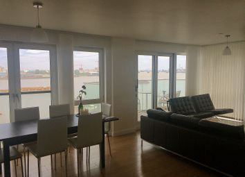 Thumbnail 3 bed flat to rent in Barge Walk, Greenwich, London