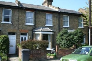 Thumbnail 2 bed terraced house to rent in Blackheath Vale, Blackheath