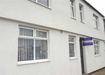 Thumbnail 2 bedroom flat to rent in Poulton Road, Wallasey