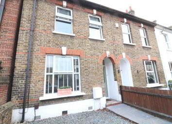 Thumbnail 2 bed terraced house to rent in Somerville Road, London