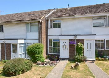 Thumbnail 2 bed terraced house for sale in Chanctonbury Drive, Shoreham By Sea, West Sussex