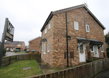 Thumbnail 1 bed terraced house for sale in Stapleton Close, Bedale