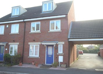 Thumbnail 4 bed semi-detached house for sale in Richmond Gate, Hinckley