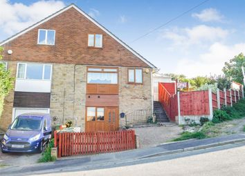 Thumbnail 4 bed semi-detached house for sale in Enfield Drive, Batley