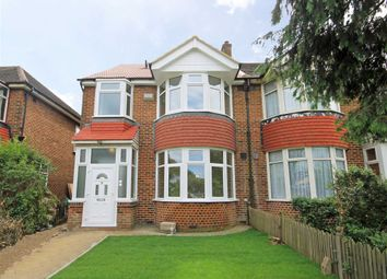Thumbnail 2 bed flat to rent in Greystoke Park Terrace, London