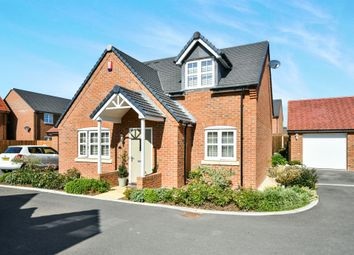 Thumbnail 3 bed detached house for sale in Constantine Close, Shrivenham, Swindon