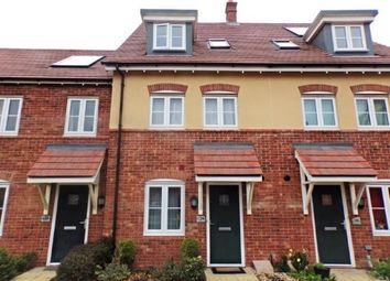 Thumbnail 3 bedroom terraced house for sale in Hilton Close, Kempston, Bedford, Bedfordshire