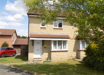Thumbnail 3 bed semi-detached house for sale in Buckthorn Drive, Woodhall Park, Swindon, Wiltshire