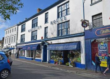 Thumbnail Terraced house for sale in Kingsley House, The Quay, Bideford, Devon