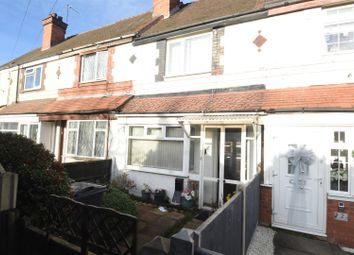 Thumbnail 2 bed terraced house for sale in Grange Avenue Off Asquith Rd, Ward End, Birmingham
