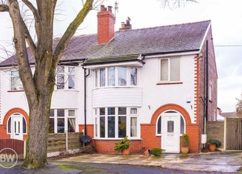 Thumbnail 3 bed semi-detached house to rent in Birley Street, Leigh, Lancashire