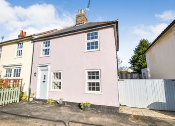 Thumbnail 2 bed semi-detached house for sale in Queens Head Yard The Street, Sheering, Bishop's Stortford