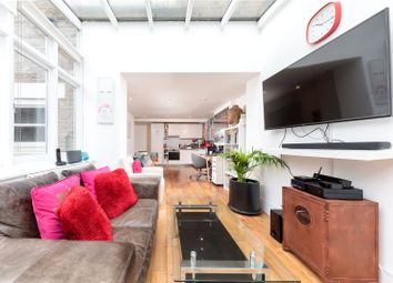 Thumbnail 2 bed flat for sale in 154 Belsize Road, London