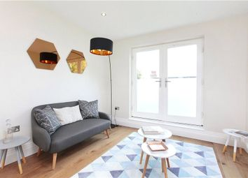Thumbnail 1 bed flat for sale in Lysias Road, Top Floor Flat, Clapham South, London