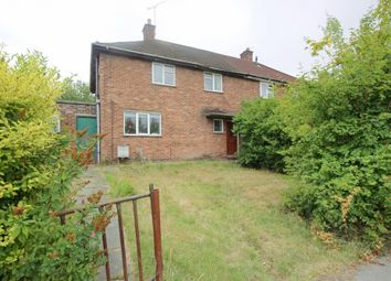 Thumbnail 3 bed semi-detached house for sale in Greenbank Lane, Greenbank, Northwich