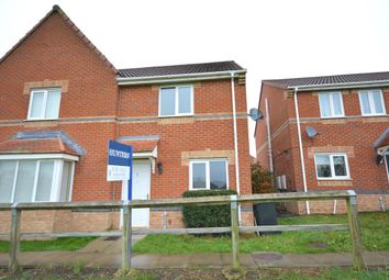 Thumbnail 2 bed semi-detached house for sale in Merlin Court, Newton Aycliffe