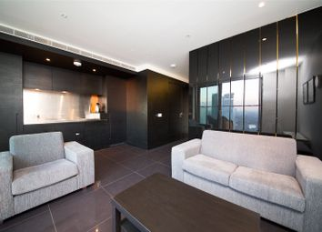 Thumbnail Studio for sale in Pan Peninsula, West Tower, 1 Millharbour, London