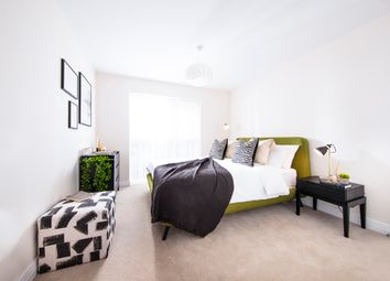 Thumbnail 2 bed flat for sale in Wedgwood Way, Stevenage