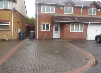 Thumbnail 4 bedroom property to rent in Isis Grove, Willenhall
