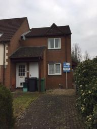 Thumbnail 1 bed maisonette to rent in Brockeridge Close, Quedgeley, Gloucester