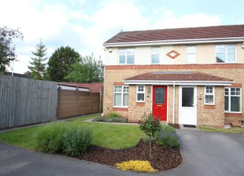 Thumbnail 2 bed town house to rent in Waterglades Close, Etruria, Stoke-On-Trent