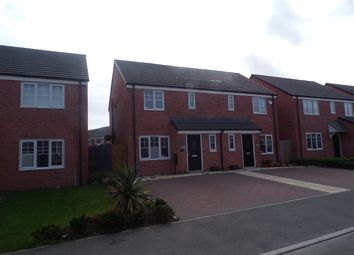 Thumbnail 3 bed semi-detached house for sale in Walnutwood Avenue, Bamber Bridge, Preston