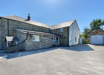 Thumbnail 5 bed detached house for sale in Castle Canyke Road, Bodmin