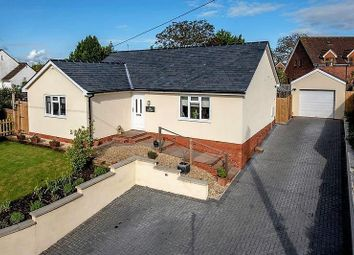 Thumbnail 3 bed detached house for sale in Back Lane, Bradford On Tone, Taunton, Somerset